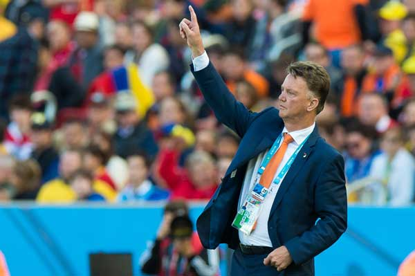 Louis Van Gaal, nuovo tecnico in arrivo al Manchester United