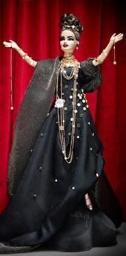 Maria Callas interpretata da Pasquale Bruni