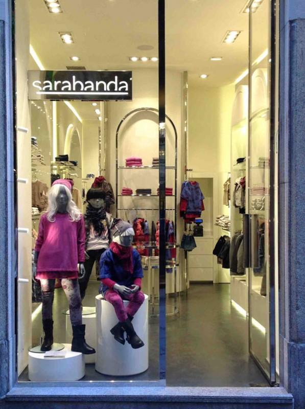 Boutique Via della Spiga