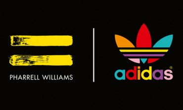 Adidas svela il logo della linea by Pharrell Williams