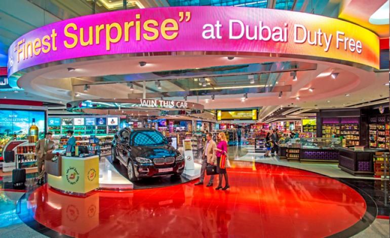 L'aeroporto di Dubai al top del duty free