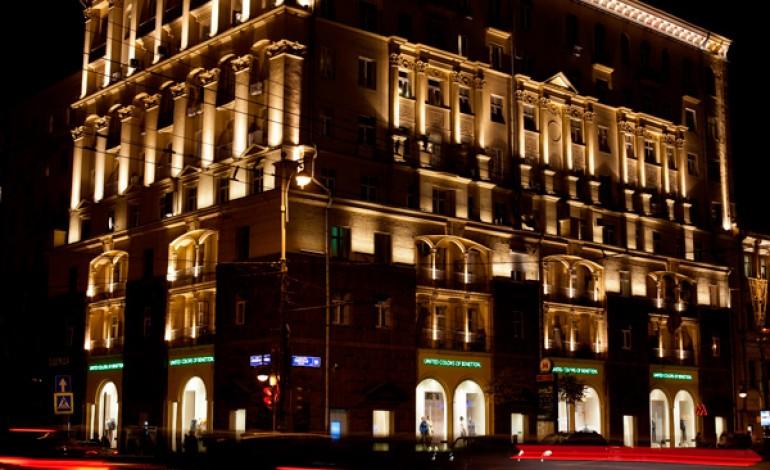 Benetton, 40 negozi in tre anni in Russia