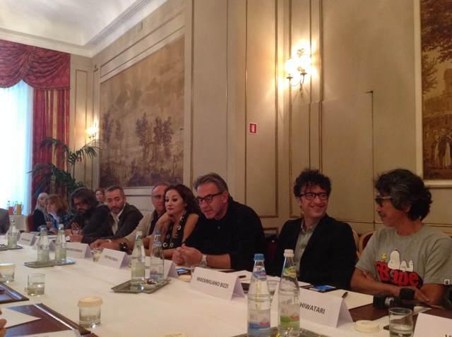 DaTE - Un'immagine della conferenza stampa