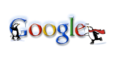 Doodle natalizio di Google