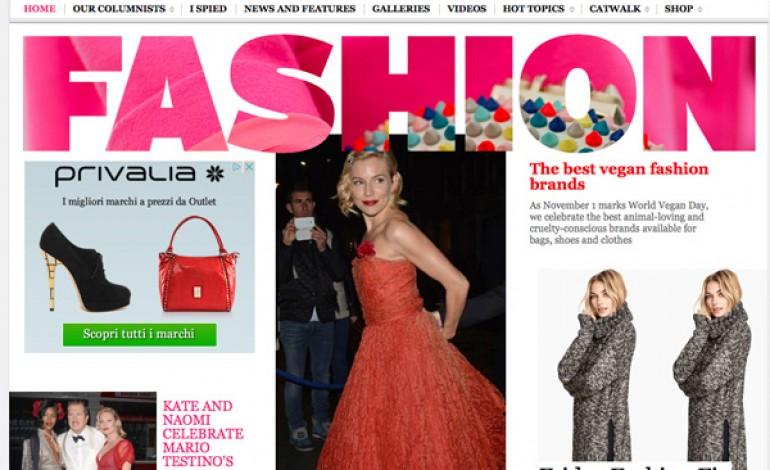 Anche il Telegraph taglia sulla moda