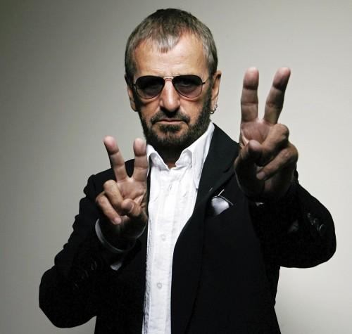L'ex Beatles Ringo Starr