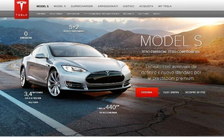 Tesla lancia l'usato a un terzo del prezzo