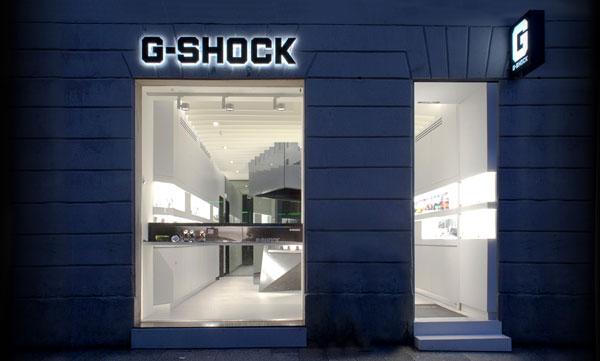 G-Shock Corso Como, Milano