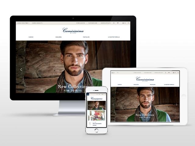 Camicissima e-commerce
