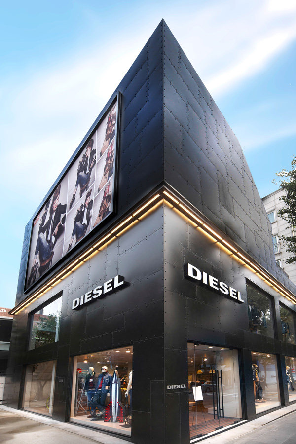 Uno store Diesel