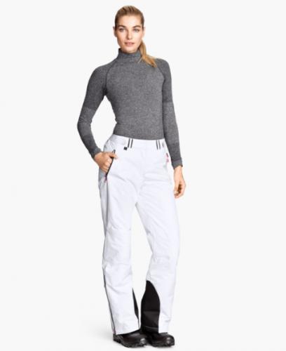 Pantaloni tecnici H&M.