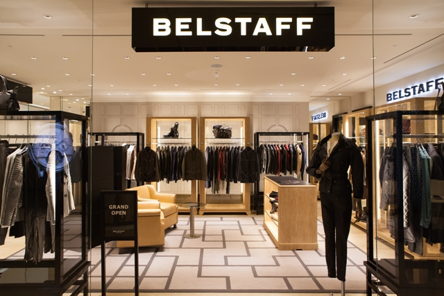 Store Belstaff - Seoul