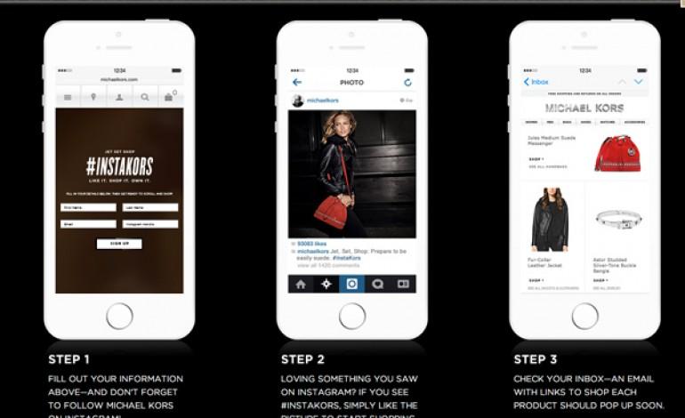 Michael Kors si compra su Instagram