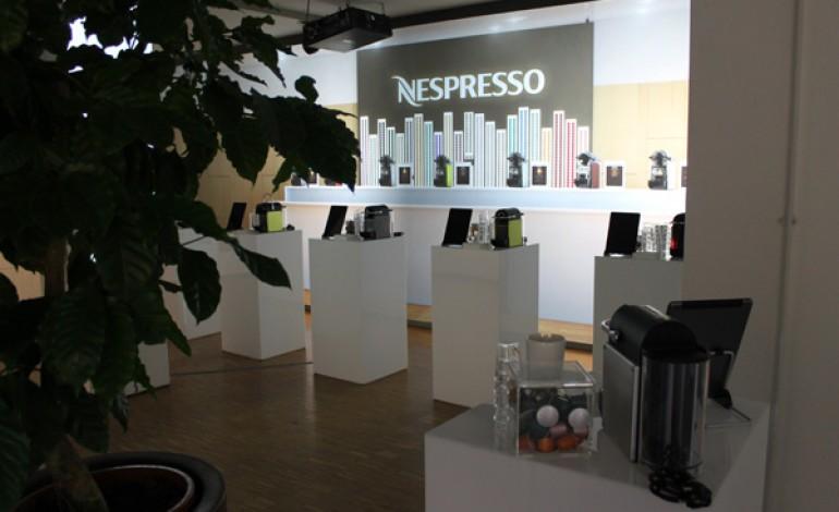 Nespresso porta in tour il caffè