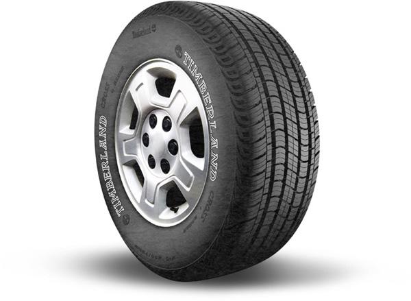 Un modello Timberland Tires