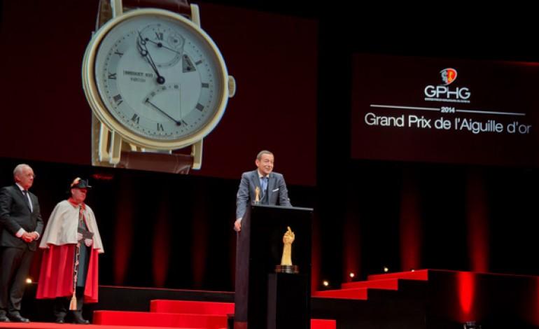 A Breguet l'Oscar dell'alta orologeria