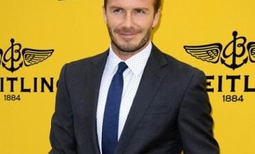 Beckham farà la sua linea con Li & Fung