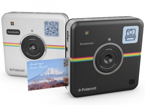 la nuova Polaroid Socialmatic