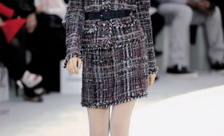 Lesage (Chanel) acquisisce il tweed di Act 3
