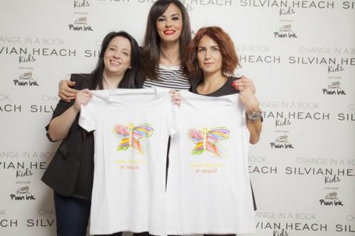 Selene Biffi, Maria Grazia Cucinotta e Mena Marano