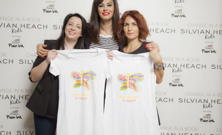 "Silvian Heach Kids, a Pitti con ""Change in a book"""