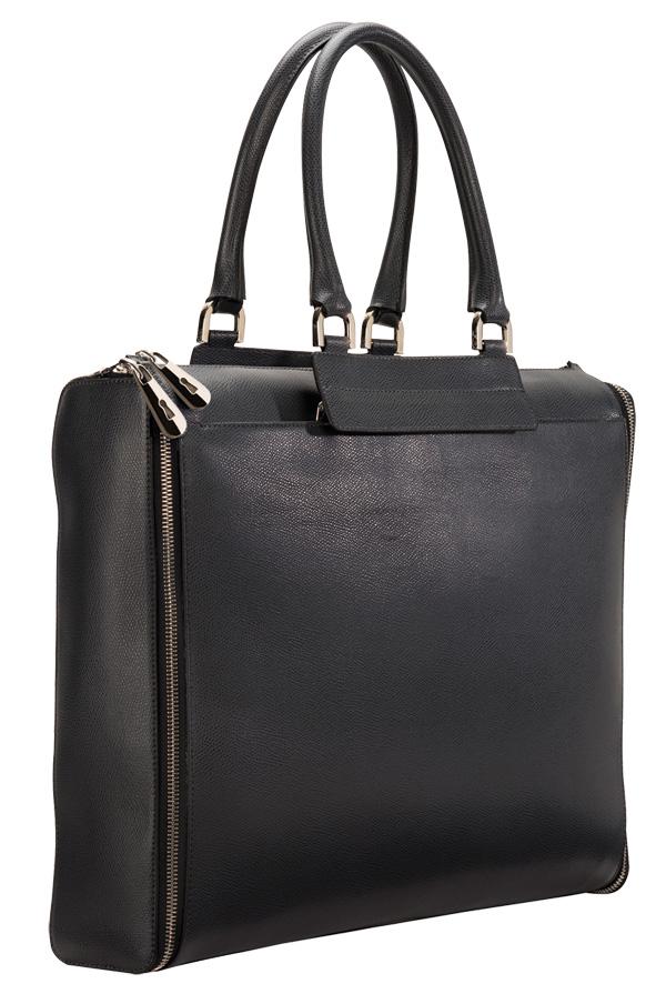 La borsa di punta 'Modular Bag' della collezione Furla Uomo per l'A/I 2015-16