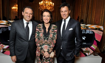 Marcolin festeggia a Parigi l'eyewear di Emilio Pucci