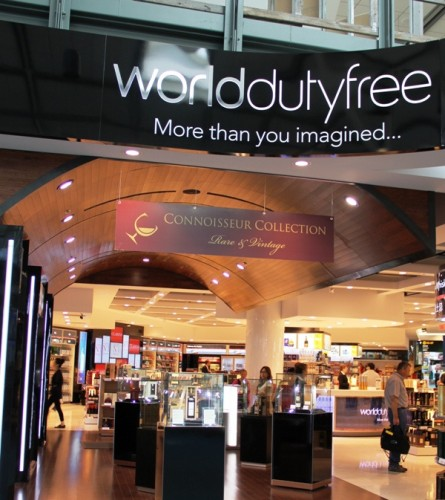 World Duty Free a Vancouver