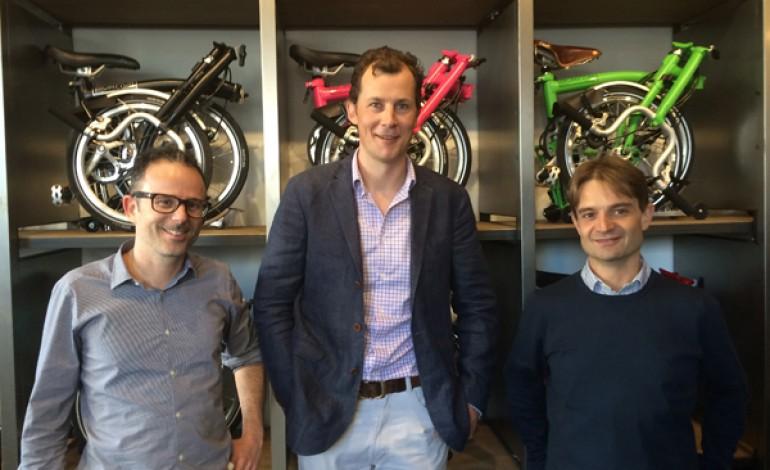 Le bici pieghevoli Brompton in Italia a +25%