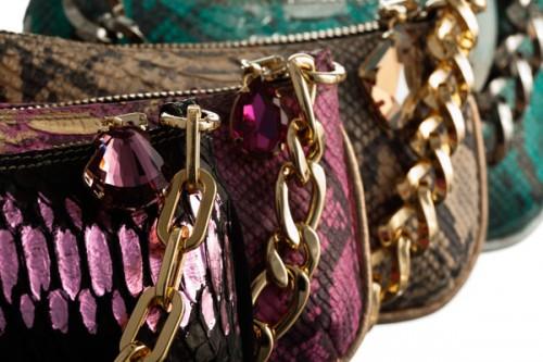 Le pochette firmate Mercuri Moda Luxury