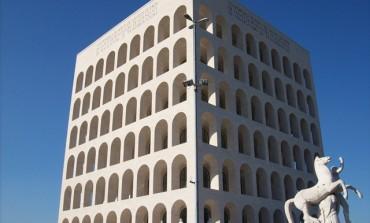 L'occhio di Fendi sul Colosseo Quadrato