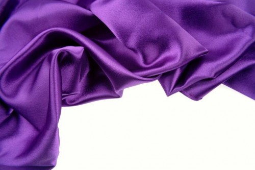 Un tessuto in seta