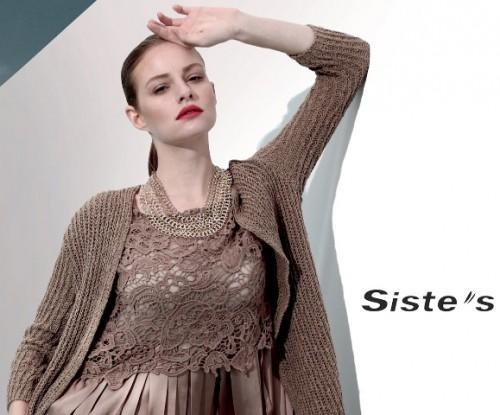 Un'immagine della nuova campagna Siste's.