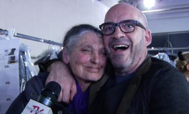 Marras omaggia Benedetta Barzini