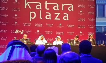 """Doha lancia il Katara Plaza. Spazio a brand """"culturali"""""""