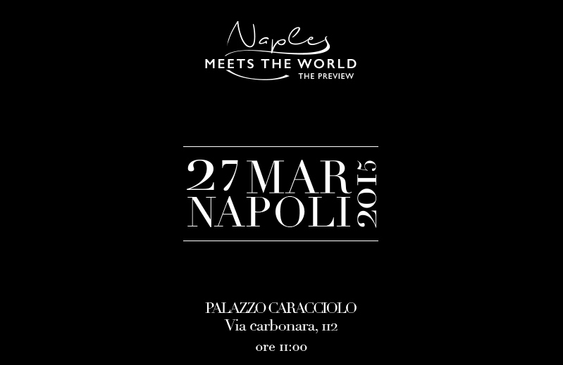 naples meet the world