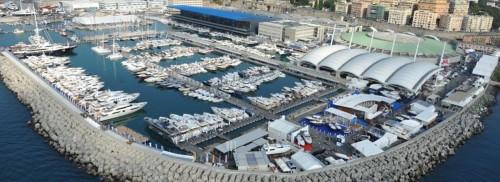Il Salone nautico di Genova