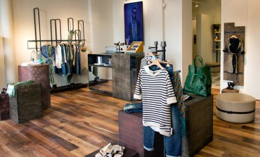Prima boutique parigina per Manila Grace