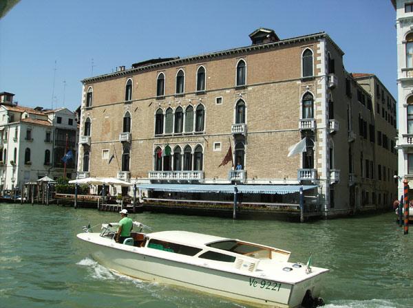 Il Gritti Palace a Venezia