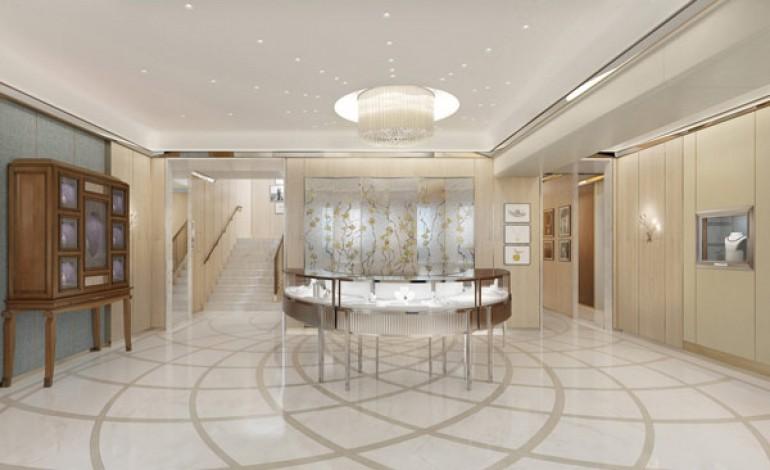 Tiffany & Co., in via Condotti il terzo store romano