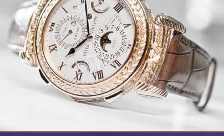 Patek Philippe verso la Watch Art Exhibition