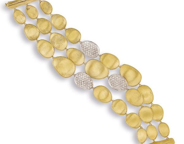 Foglie brillanti per Lunaria Diamanti