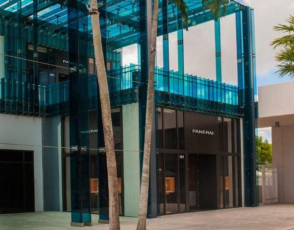 Panerai sbarca nel Miami Design District