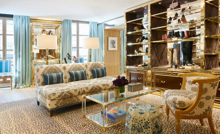 Tory Burch, primo flagship in Francia