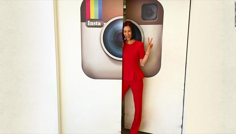 Instagram spinge sul fashion e chiama Chen