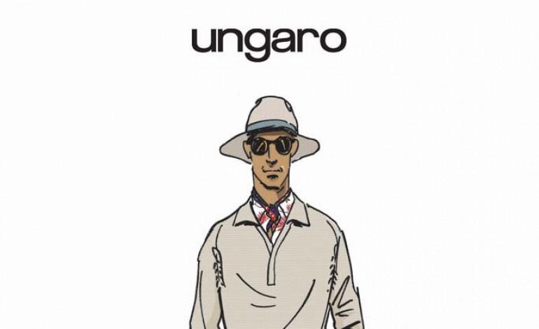 Nuova linea sportswear per l'uomo di Ungaro