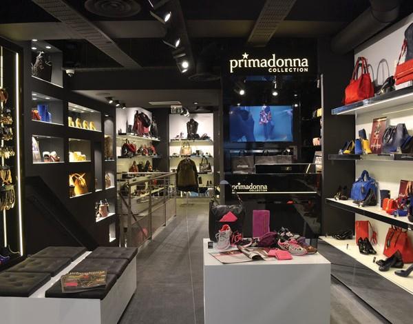 Primadonna, prima boutique a Parigi
