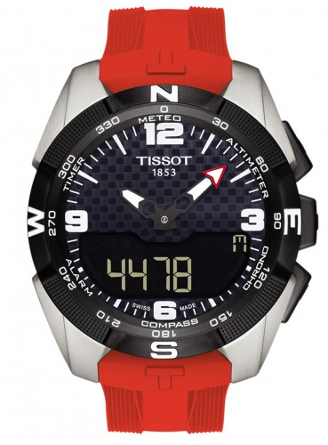 Tissot T-Touch - Expert Solar - Tissot Timekeeper NBA
