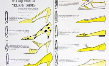 Andy Warhol, illustratore di moda