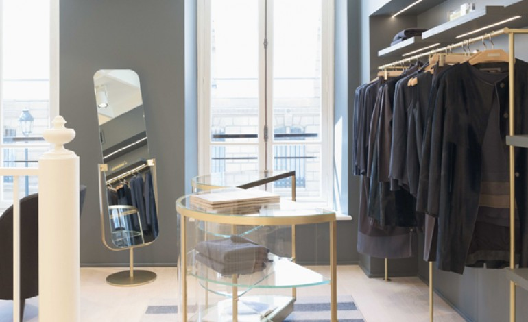Fabiana Filippi, opening a Parigi
